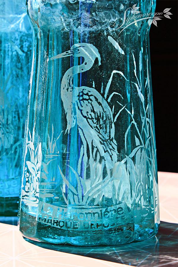 Siphon La héronnière, eau gazeuse, eau de seltz